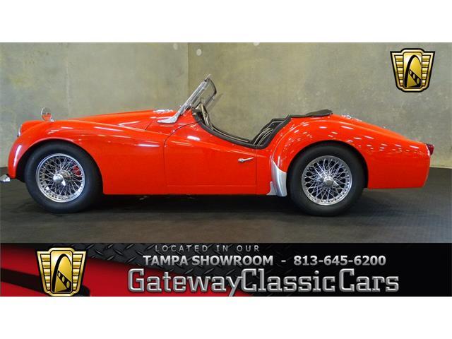 1960 Triumph TR3A | 882382