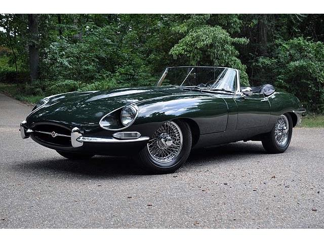 1967 Jaguar E-Type | 882384