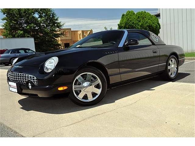 2002 Ford Thunderbird | 882386