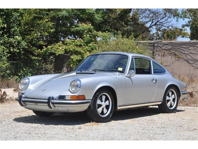 1971 Porsche 911E Sunroof Coupe | 882387