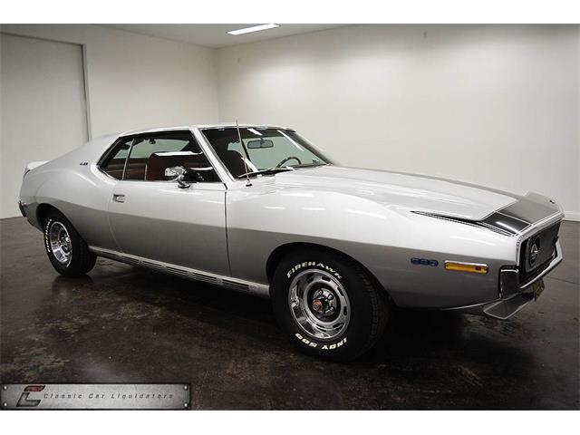 1971 AMC AMX   882389