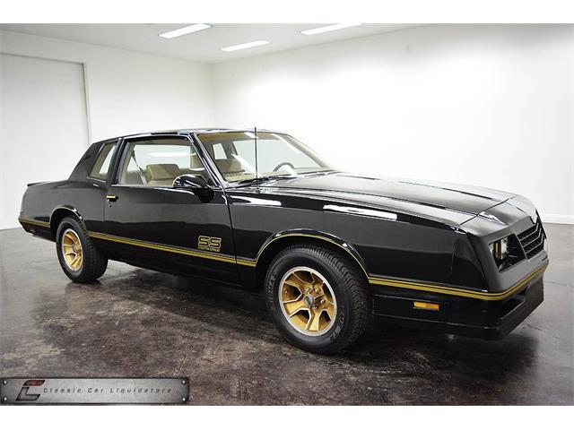 1987 Chevrolet Monte Carlo | 882390