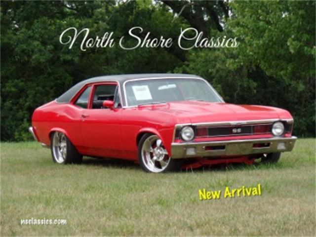 1970 Chevrolet Nova | 882392
