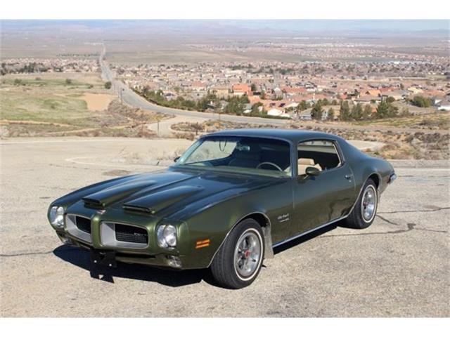1970 Pontiac Firebird - Formula-400 | 882393
