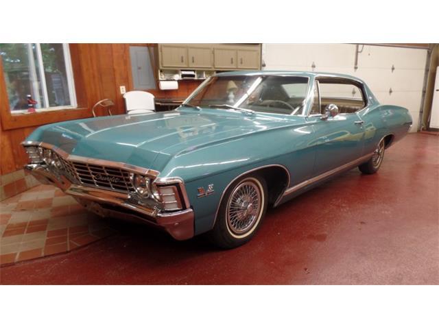 1967 Chevrolet Caprice | 882397