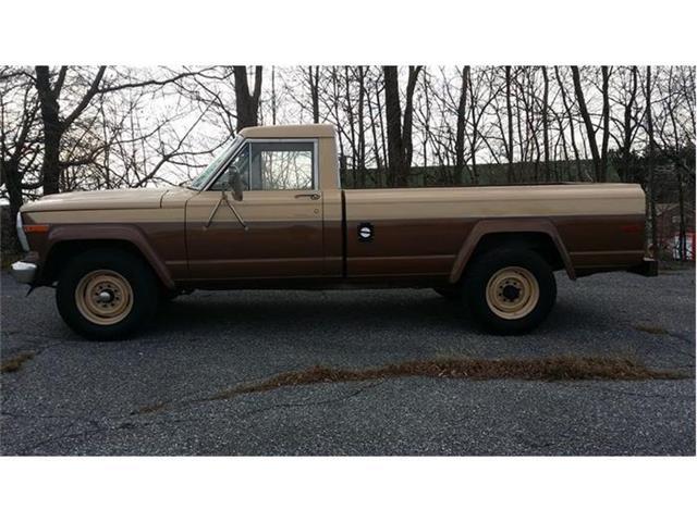 1981 Jeep J Series | 882402