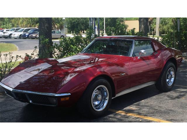 1971 Chevrolet Corvette | 882405