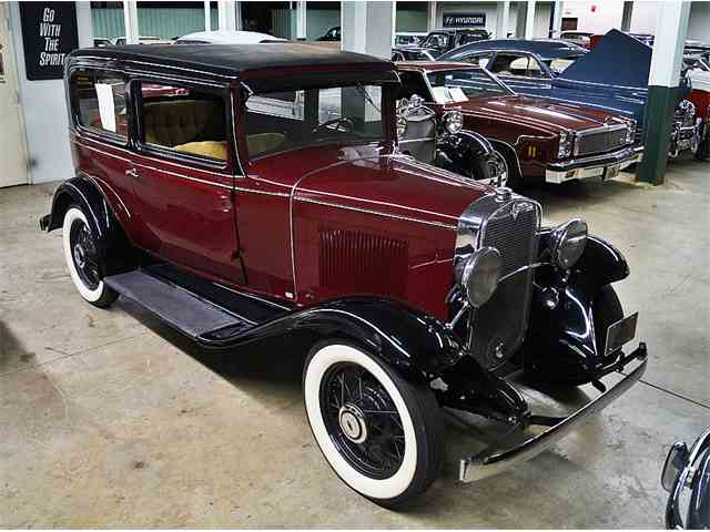 1931 Chevrolet AE Independence | 882445