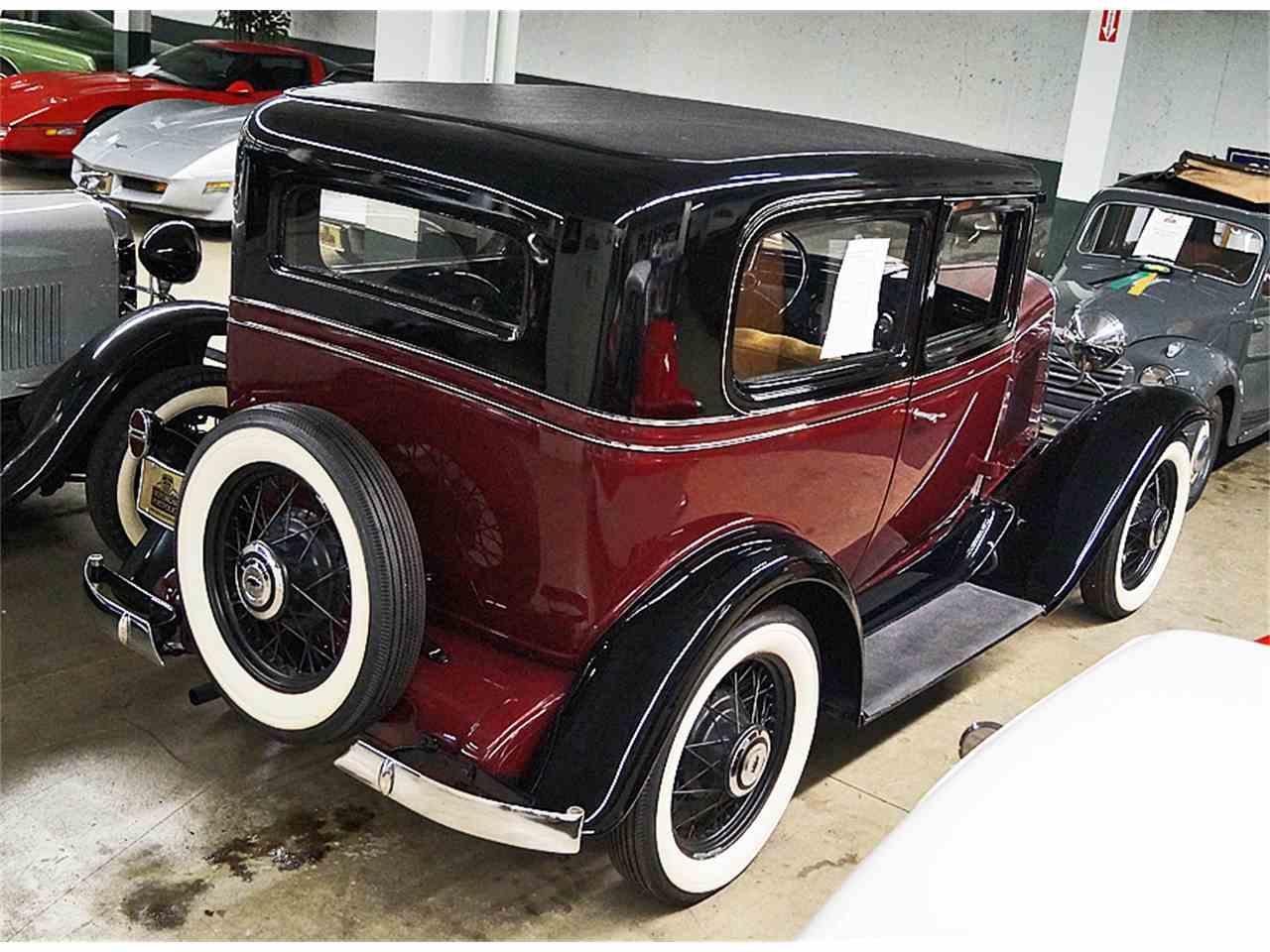 Sedan 1931 chevrolet sedan for sale : 1931 Chevrolet AE Independence for Sale | ClassicCars.com | CC-882445