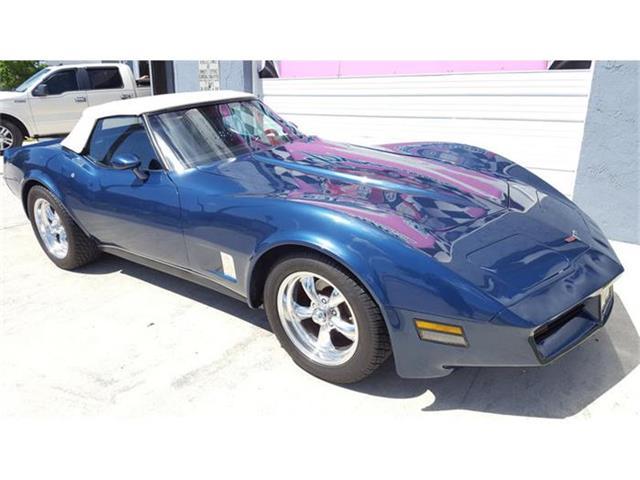 1981 Chevrolet Corvette | 882449