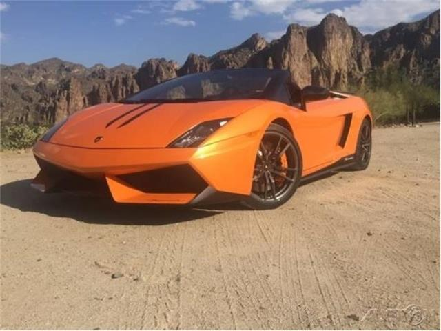 2011 Lamborghini Gallardo | 882452