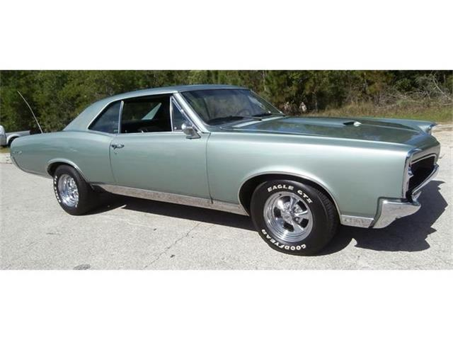 1967 Pontiac GTO | 882458