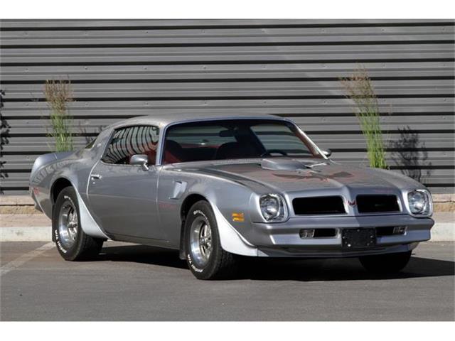 1976 Pontiac Firebird Trans Am | 882460