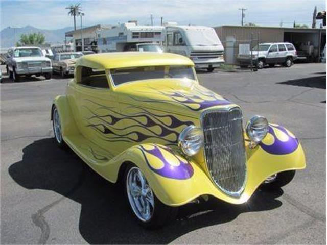 1934 Ford Roadster   882465