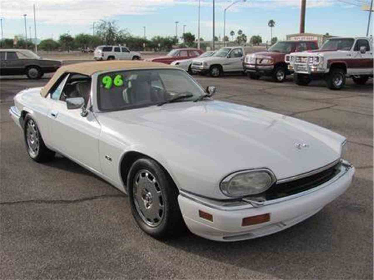 Large Picture of '96 XJS - IWWZ