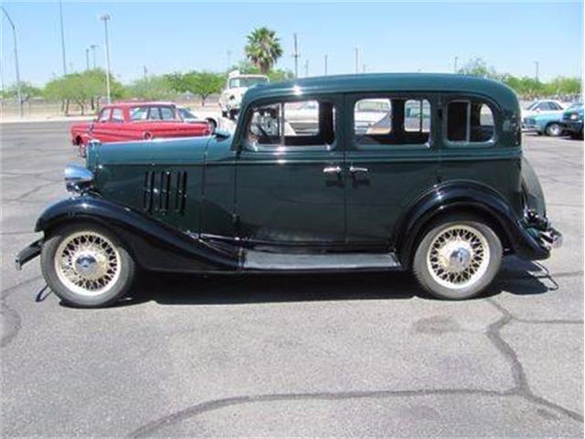 1933 Chevrolet Master Eagle | 882468