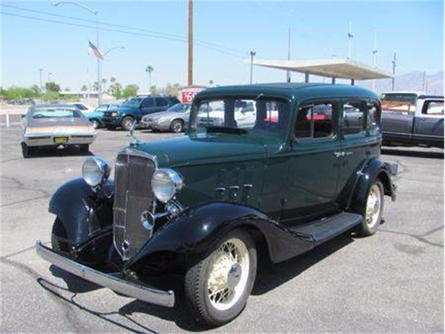 1933 Chevrolet Eagle For Sale Cc 775300