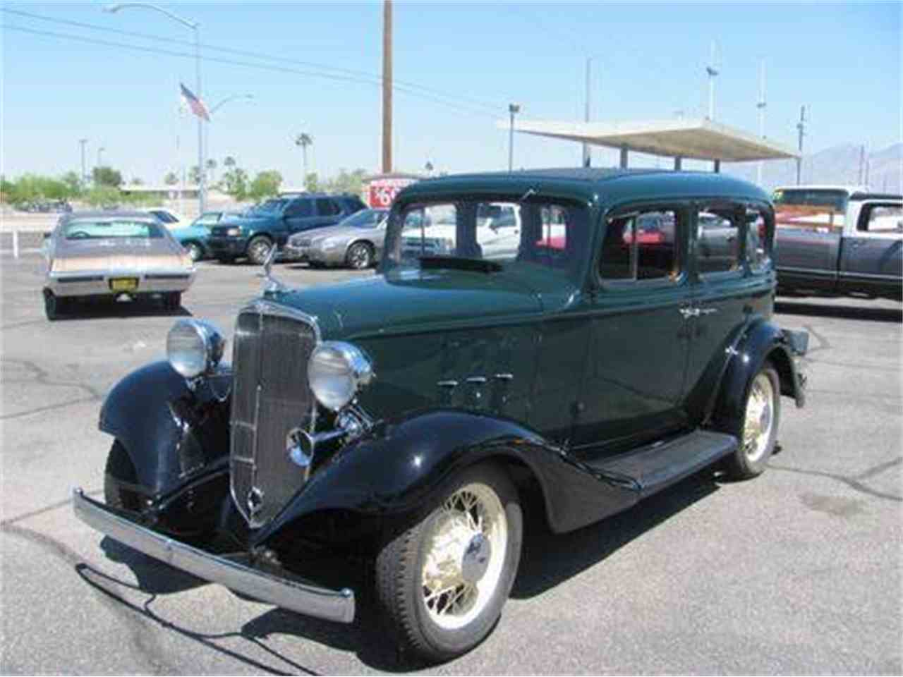 Car classic arizona insurance antique Foto