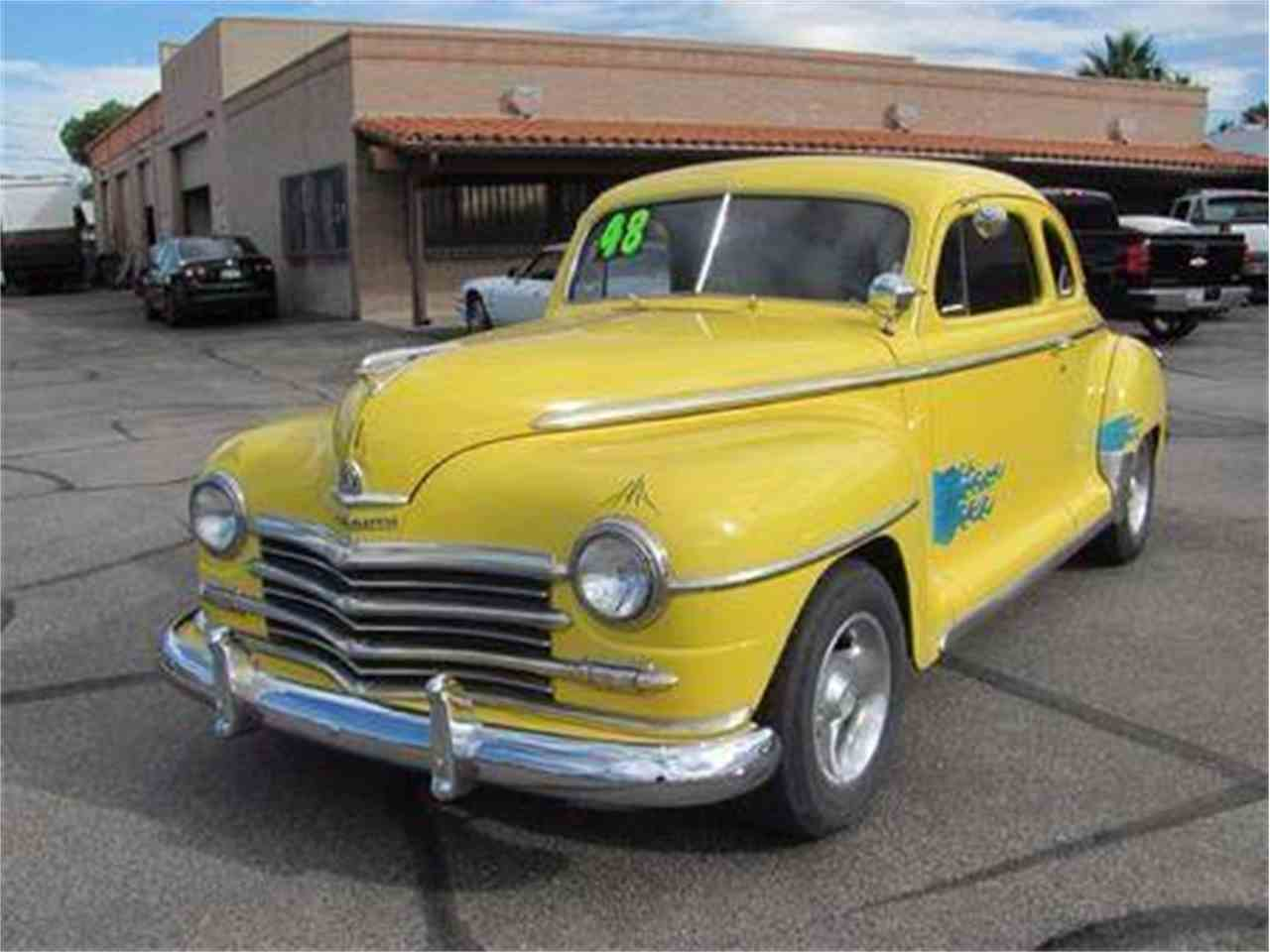 1948 Plymouth Business Coupe For Sale Classiccars Com