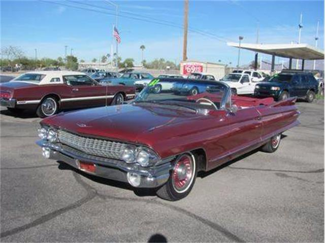 Classifieds For 1959 To 1961 Cadillac Series 62 12 Available