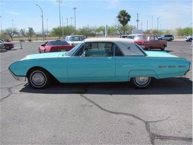 1962 Ford Thunderbird | 882472