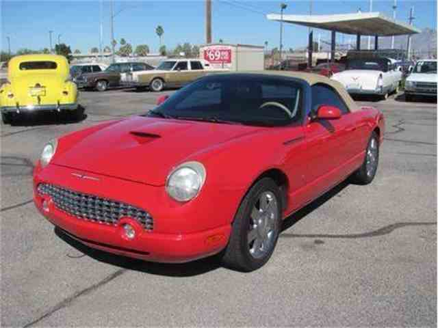 2004 Ford Thunderbird | 882473