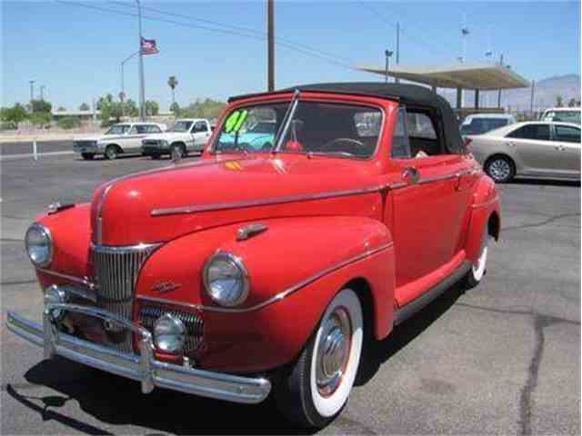 1941 Ford Super Deluxe | 882475