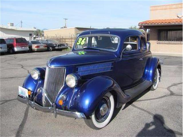 1936 Ford 5-Window Coupe | 882476