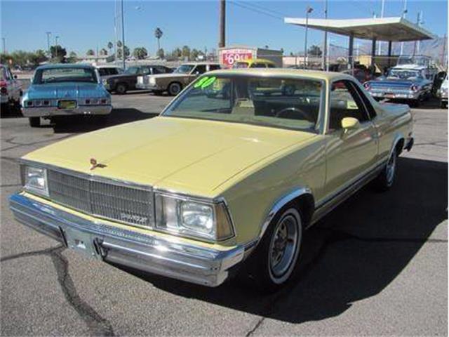1980 Chevrolet El Camino | 882477