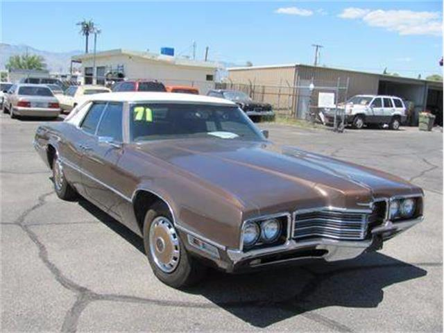 1971 Ford Thunderbird | 882478