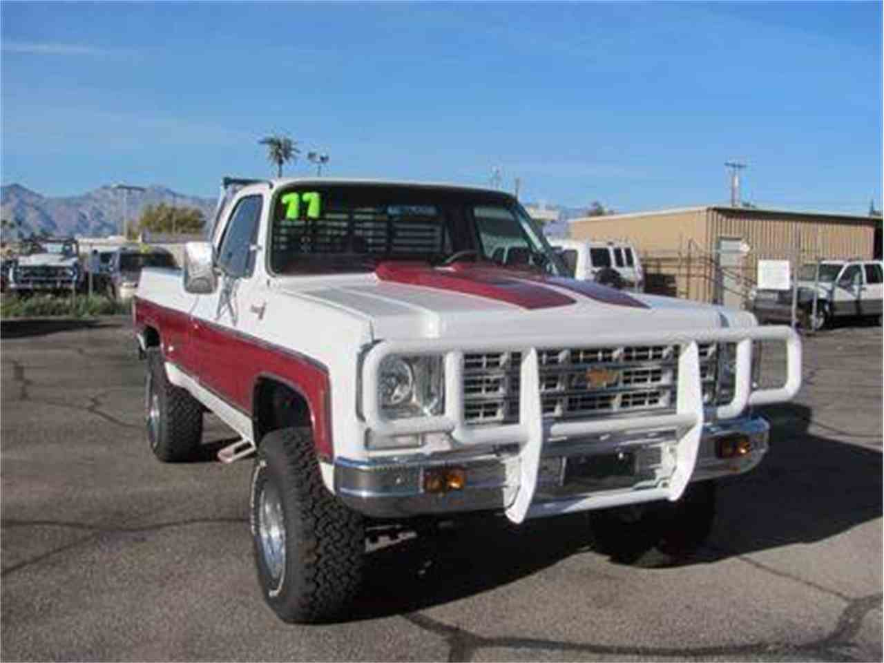 Large Picture of '77 Pickup - IWXB