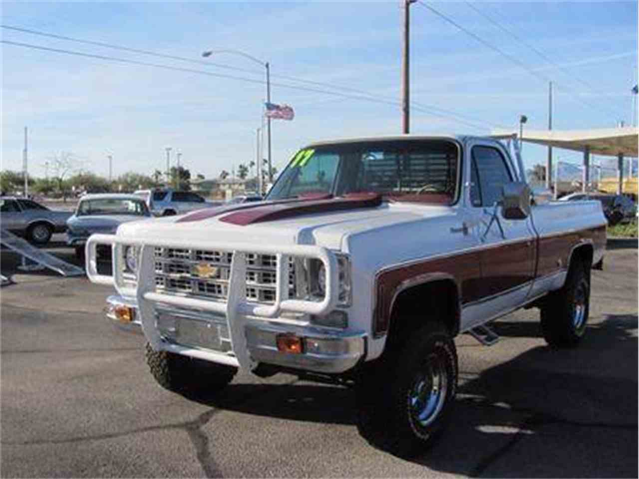 1977 Chevrolet Pickup For Sale Cc 882479