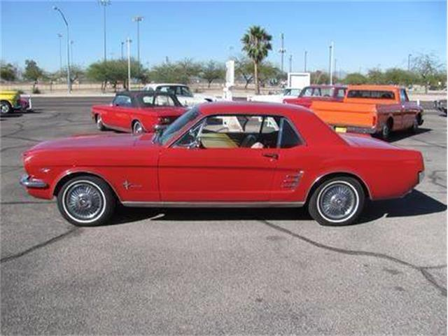 1966 Ford Mustang | 882481