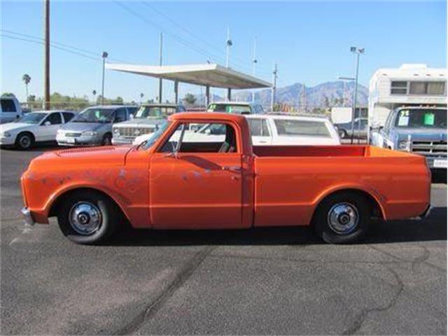 1971 Chevrolet Pickup | 882486