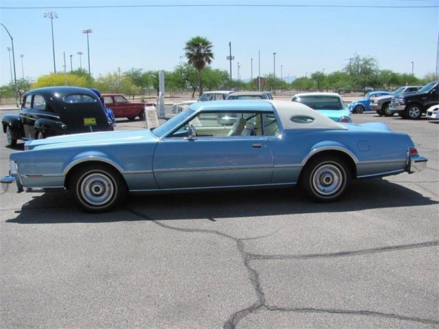 1976 Lincoln Continental Mark IV | 882489