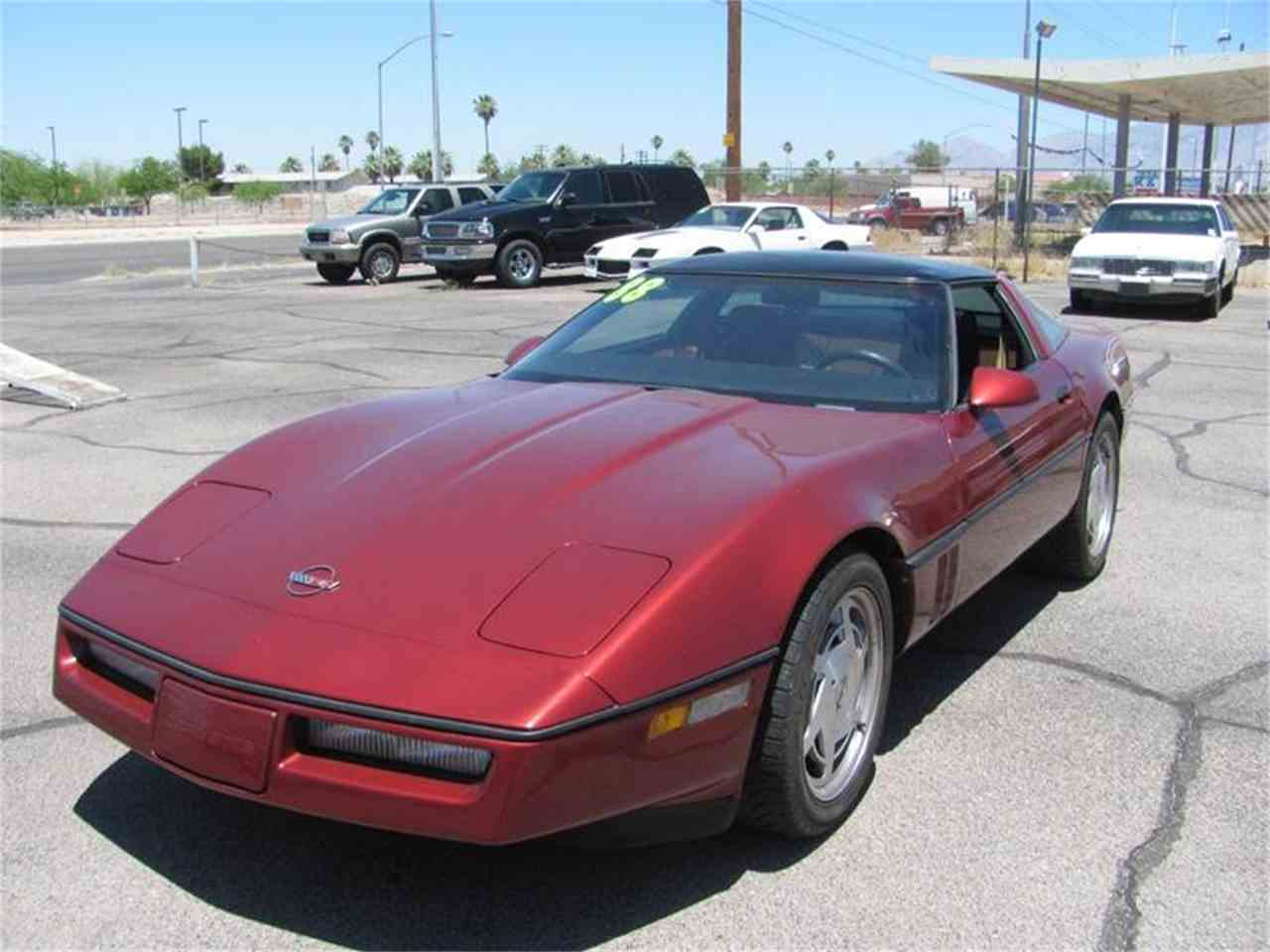 Large Picture of '88 Corvette - IWXM