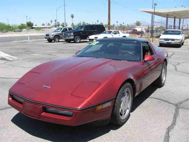 1988 Chevrolet Corvette | 882490