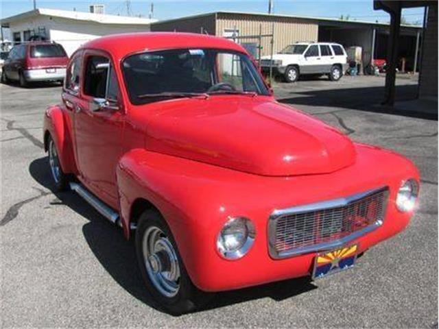 1963 Volvo Coupe | 882491