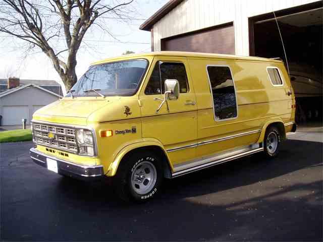 1978 Chevrolet G-20 | 882497