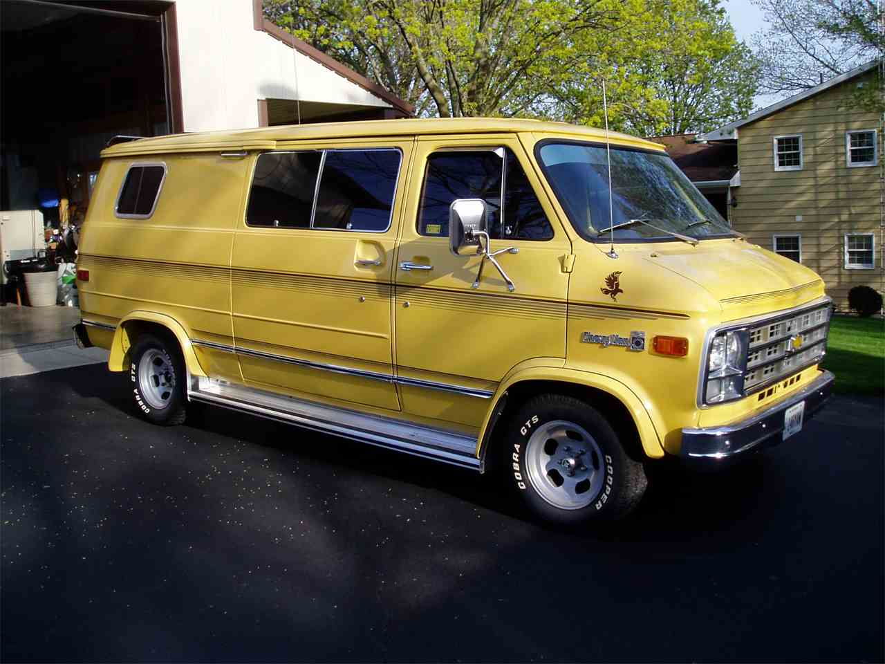 All Chevy 1978 chevy van for sale : 1978 Chevrolet G20 for Sale | ClassicCars.com | CC-882497