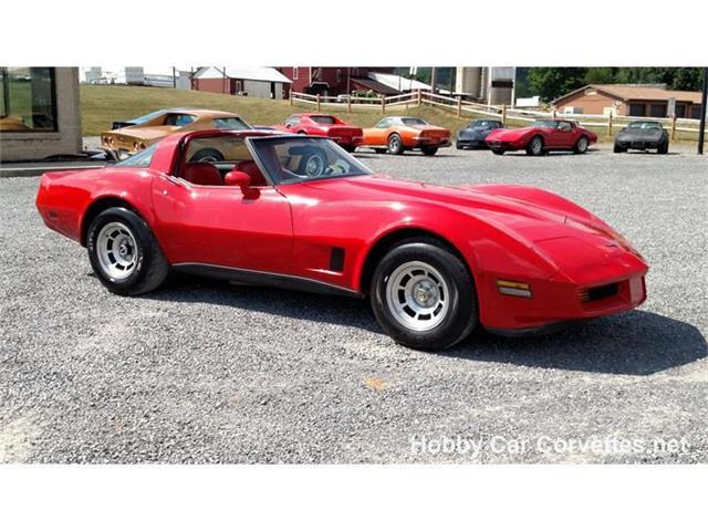 1980 Chevrolet Corvette | 882500