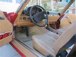 1981 Mercedes-Benz 380SL for Sale - CC-882501
