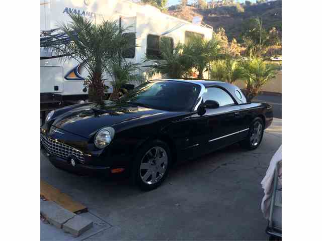 2003 Ford Thunderbird | 882504