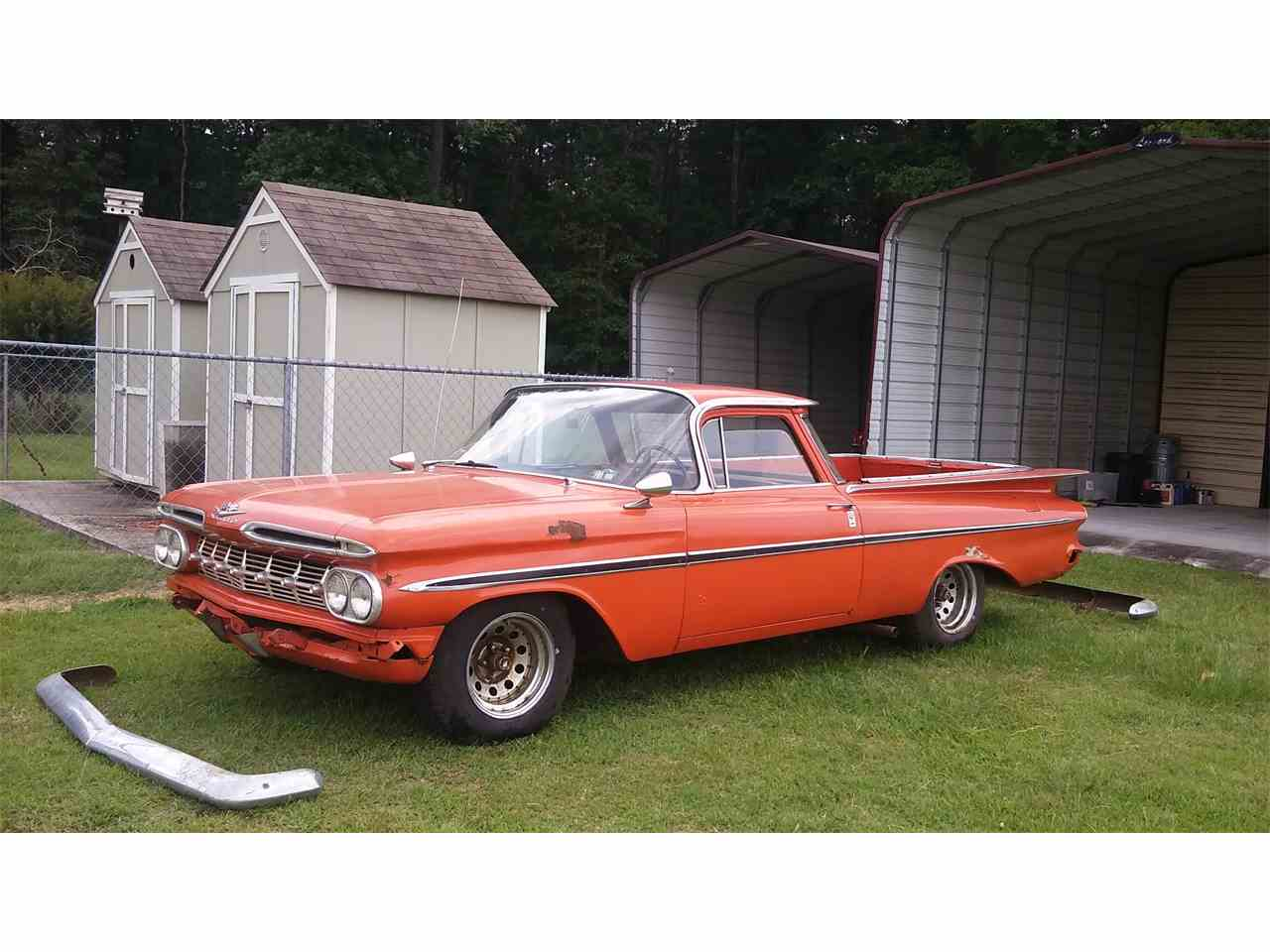 1959 Chevrolet El Camino for Sale on ClassicCars.com - 9 Available