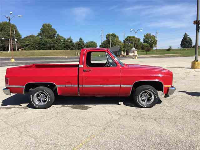 1983 Chevrolet Silverado | 882509