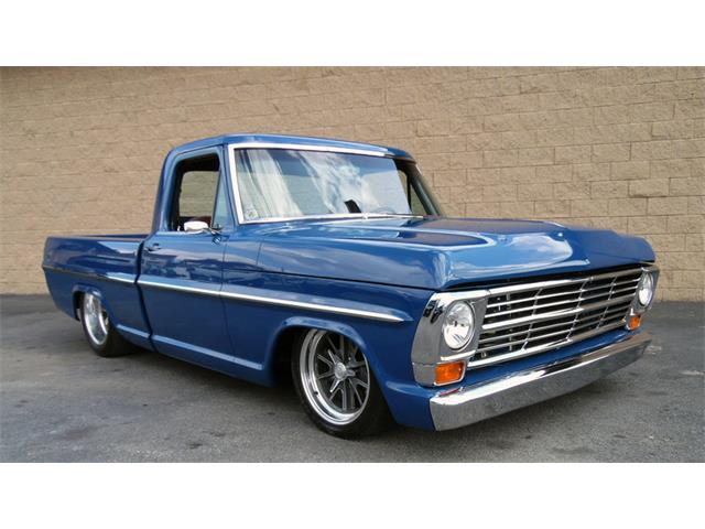 1968 Ford F100 | 880251