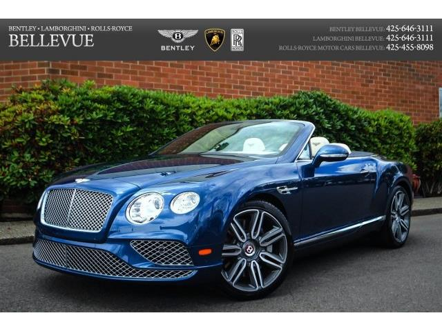 2016 Bentley Continental | 882514