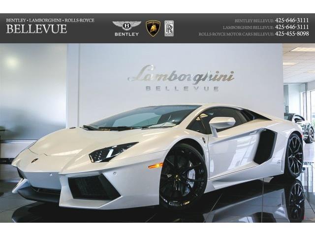 2013 Lamborghini Aventador | 882515