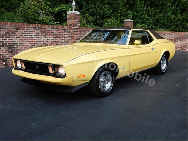 1973 Ford Mustang | 882537