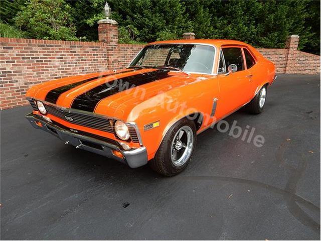 1969 Chevrolet Nova | 882538